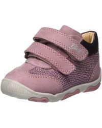 B New Balu' Girl C Geox de color Pink