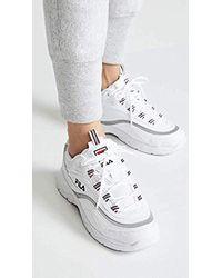 Ray Sneakers Fila en coloris White