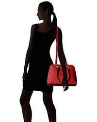 ALDO Red Chesa Top Handle Handbag