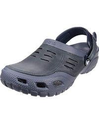 Crocs™ Herren Yukon Sport Clogs, Schwarz Black für Herren