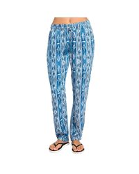 Rip Curl Blue Moon Tide Pant ,Hose,Pants,Beachwear,Stoffhose,lang,lässig,Stellar,XS