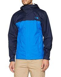 The North Face M Venture 2 Jacket in Blue für Herren