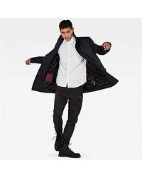 G-Star D15492 9616 Rovic Zip 3D Skinny Pantalone Uomo di G-Star RAW in Black da Uomo
