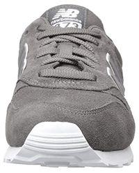 373, Zapatillas para Hombre New Balance de hombre de color Gray