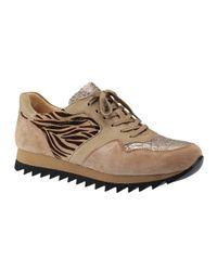 Gabor Brown Sneaker 33.301.13 beige 70097
