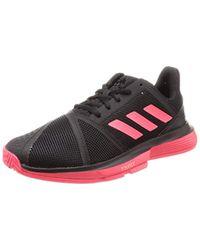 Courtjam Bounce M, Chaussures de Tennis Adidas pour homme en coloris Multicolor