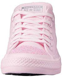Chuck Taylor all Stars di Converse in Pink