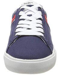London North Half Pepe Jeans pour homme en coloris Blue