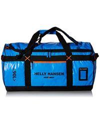 Helly Hansen Blue Workwear 90-liter Duffel Bag for men