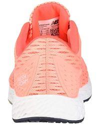 Fresh Foam Zante V4 Neutral, Running New Balance en coloris Pink