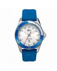 Orologio 2010551 di Lacoste in Blue