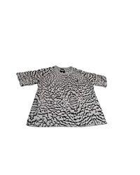 Nike Gray S Air Jordan Tee Shirt Grey Black for men