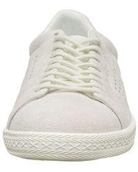 Le Coq Sportif Multicolor Damen Charline Sneakers, grau