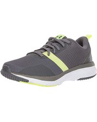 Under Armour Gray Ua W Press 2 Fitness Shoes