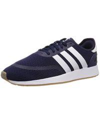 N-5923, Chaussures de Fitness garçon Adidas pour homme en coloris Blue