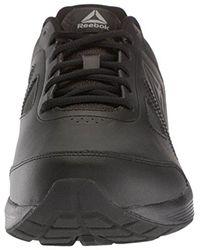 Reebok Black Walk Ultra 6 Dmx Max Sneaker for men