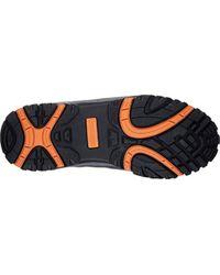 Skechers Multicolor Relment Pelmo Chukka Waterproof Boot for men