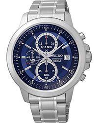 Orologio Neo Sport Uomo Cronografo Blu - sks443p1 di Seiko in Blue da Uomo