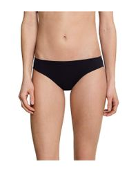 Schiesser Black Slip Invisible Lace 3er Pack