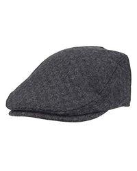 Levi's Gray Ivy Newsboy Hat for men