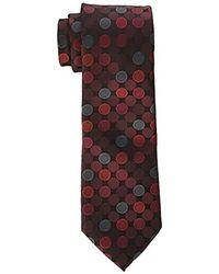 Geoffrey Beene - Red Seasonless Dot Tie for Men - Lyst