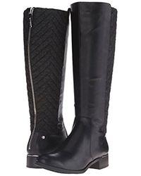 Calvin Klein - Black Giada2 Riding Boot - Lyst
