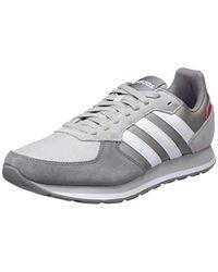 8k, Chaussures de Gymnastique Adidas pour homme en coloris Gray