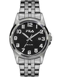 Horloge 4.89518E+12 Fila pour homme en coloris Metallic