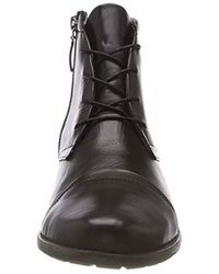 Gerry Weber Black Shoes Damen Calla 08 Stiefeletten, (Schwarz 100), 36 EU