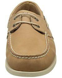 Cedar Bay Boat Shoe, Chaussures Bateau Homme Timberland pour homme en coloris Natural