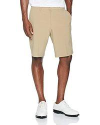 Nike Herren Flat Front Hose in Natural für Herren