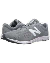 New Balance Gray 600v2 Natural Running Shoe