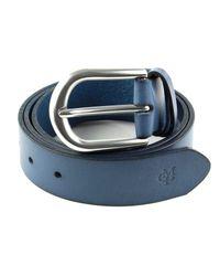 Dagmar Belt W95 Sea Blue di Marc O'polo da Uomo