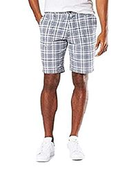Dockers Blue Classic Fit Perfect Short for men