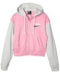 Nike Pink 693 - Grey