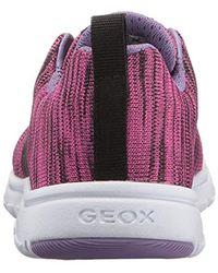 Geox Multicolor Jungen J Xunday Boy L Sneaker
