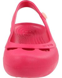 Crocs™ Multicolor Jayna Slingback Flat