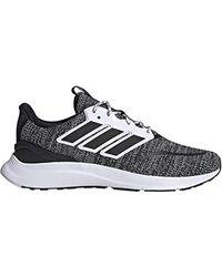 Adidas Gray Energyfalcon Running Shoe for men