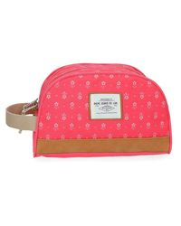 Beauty Case 2C di Pepe Jeans in Pink