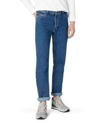 Lee Jeans Herren Jeans Normaler Bund L8122247 in Blue für Herren