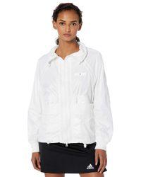 Asmc Tennis Jacket Giacca di Adidas in White