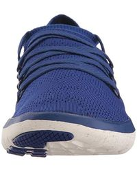 Under Armour Charged Coolswitch Refresh Running Shoe, Formation Blue (501)/academy, 6.5