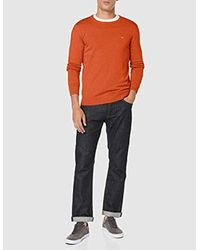Tom Tailor Pullover in Orange für Herren