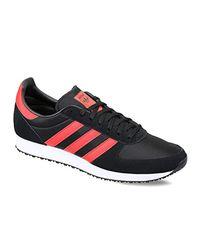 ZX Racer, Chaussures de Running Entrainement Homme Adidas pour homme en coloris Black