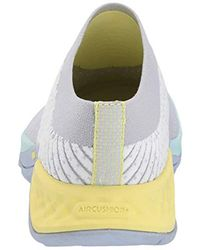 Merrell Gray Range Slide AC+ Sneaker Glacier Grey 06.5 M US