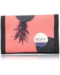 Roxy Pink Small Beachcredit Card Holder