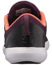 Under Armour Multicolor Ua W Street Prec Sprt Lwx Nm Training Shoes