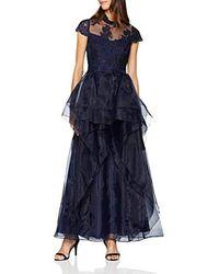 Nata, Vestito da Sera Donna Donna, Blu (Navy), 46 (Taglia Produttore: 14) di Coast in Blue