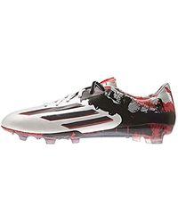 Messi 10.1 FG Noir/Blanc Adidas pour homme en coloris Multicolor