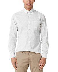 S.oliver Freizeithemd in White für Herren